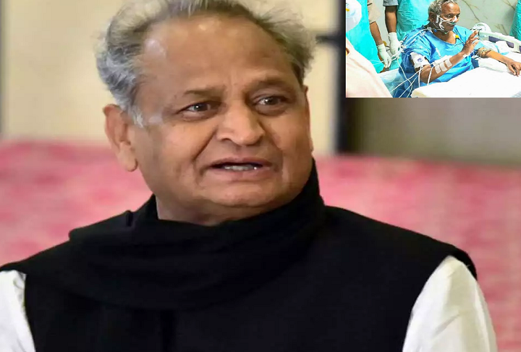 Rajasthan Chief Minister Ashok Gehlot expressed grief over the death of former Rajasthan Governor and former UP CM Kalyan Singh, said - May the departed soul rest in peace