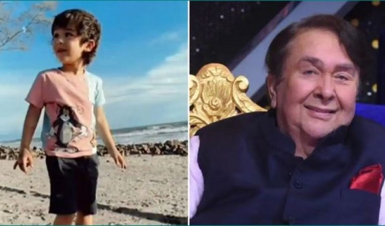 PROMO: Randhir Kapoor got special gift on the sets of 'Indian Idol 12'| entertainment News in Hindi