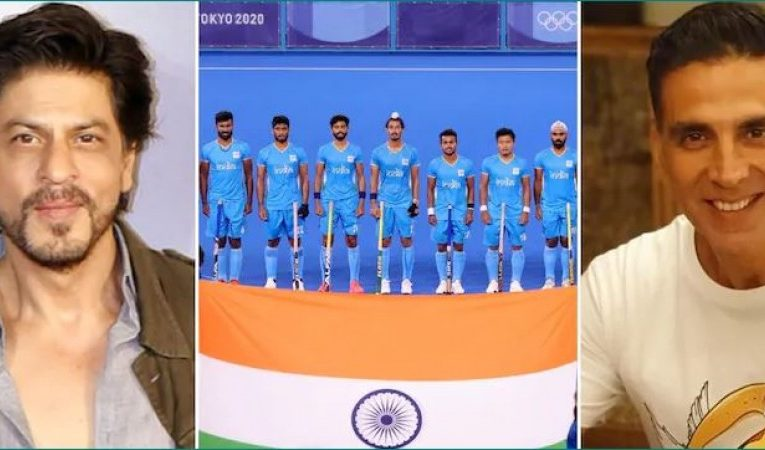 Tokyo Olympics: Celebs congratulated Indian men's hockey team over their victory| entertainment News in Hindi