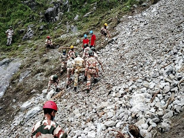 Himachal Pradesh landslide: Death toll increases to 16, rescue operations continue