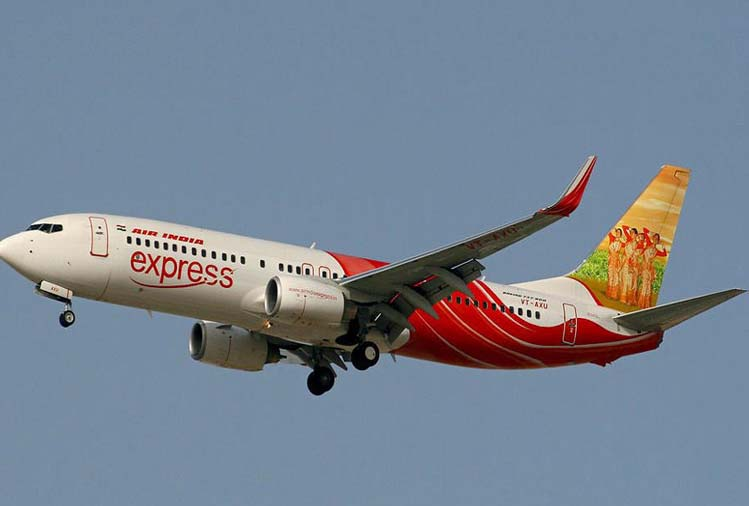 Air India Express plane returned shortly after takeoff due to technical snag
