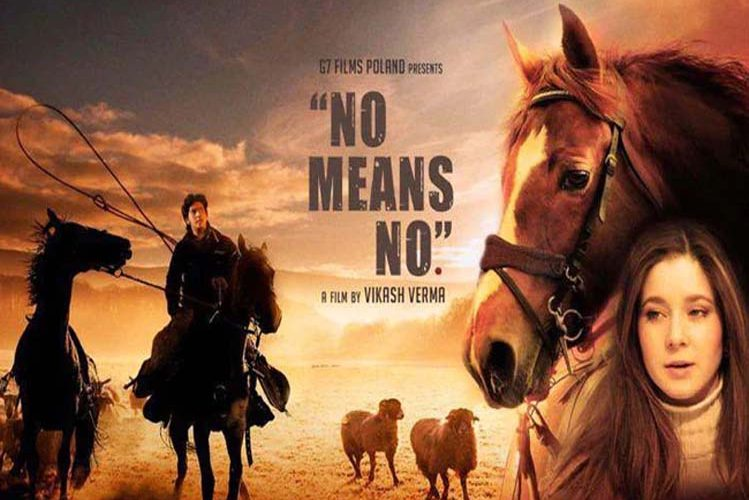 Preity Zinta shares poster of sports thriller 'No Means No'  entertainment News in Hindi