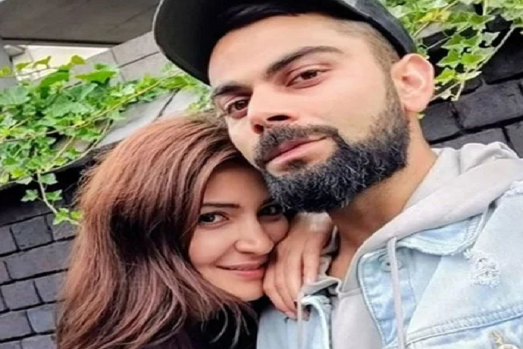 Wife Anushka Sharma looked very happy on Virat Kohli's decision to step down from Twenty20 cricket, reacted on Instagram post like this?  sports News in Hindi