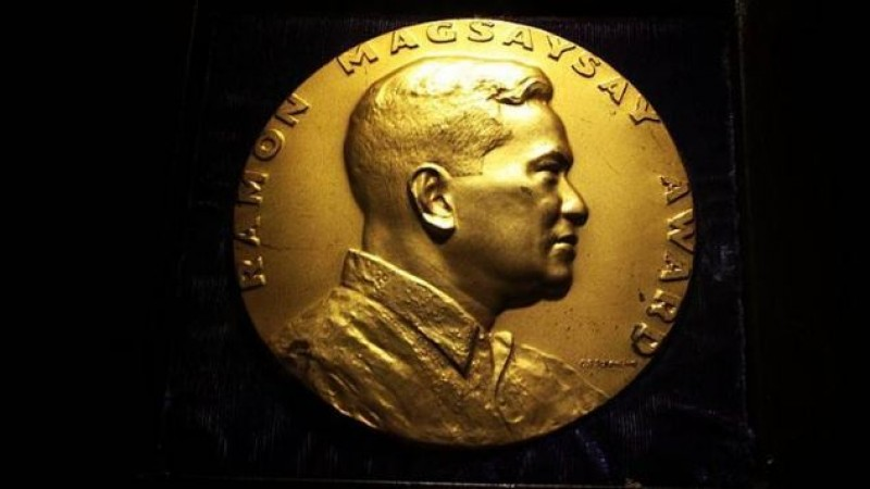Magsaysay Award 2021 names announced, five celebrities to be honored